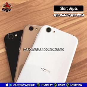 Original Sharp aquos R 4+64GB Snapdragon 835