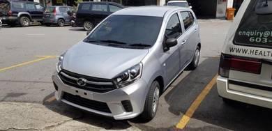 Ready 2018 Perodua Axia 1.0cc (M)