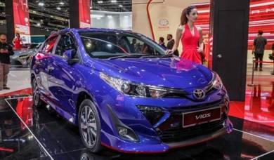 2019 Toyota Vios _Year End Sales