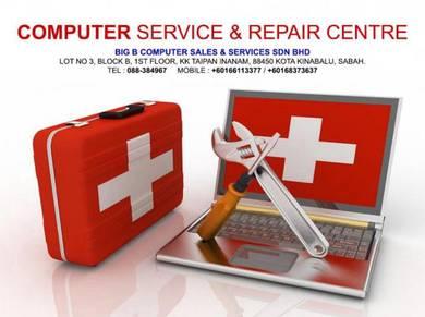 Computer Service, Repair & Parts