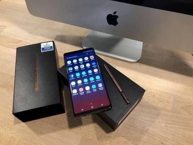 New malaysia set Samsung Galaxy Note 9 waterproof