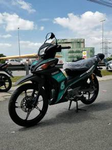 Yamaha lagenda petronas low dp low otr