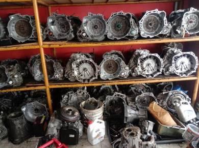 Proton wira dan saga Isoara Auto gear box recon sa