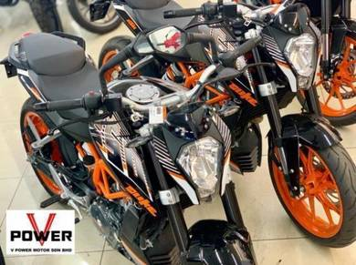 KTM Duke250 Duke 250 (Full Loan Come Apply)