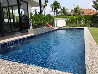 Pembinaan Swimming Pool / Kolam Renang