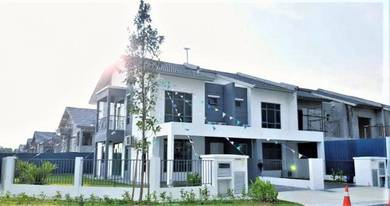 Double Storey house Freehold Semenyih Town 20mins to Cheras Selatan