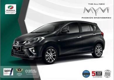 2019 Perodua Myvi Best Deal In Town