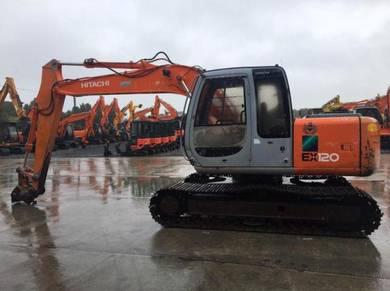 Imported Recond Hitachi EX120-5 Excavator (12 ton)
