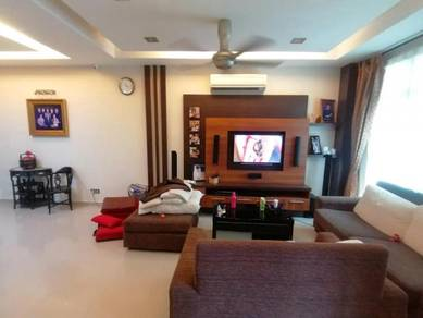 Prime Location Renovated Double Storey Terrace House in Ujong Pasir