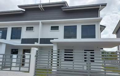 Semi-Detached With Extra Land: Glenmarie Johor, Johor Bahru For Sale