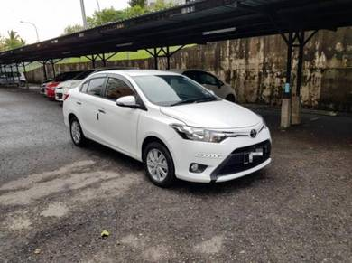 Toyota VIOS 1.5 FACELIFT (A)2018 KKIA AIRPORT