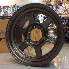 """Sport rim 4x4 VOLK RAYS TE37 AOW FLOW FORM 16"""""""