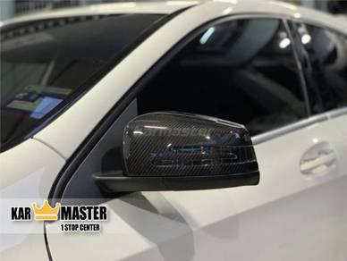 Mercedes Benz Side Mirror Cover Carbon Fiber