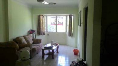 Permai apartment [ Low DP ] + [ 100% Loan ] + [ CASH BACK ]