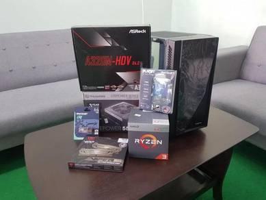 POK YA Komputer PC Gaming