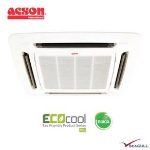 Acson daikin aircond ceiling cassette*promo 2799