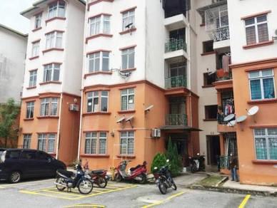 [LEVEL 1] Sri Wira Rivera Rise Apartment Ukay Perdana Kl