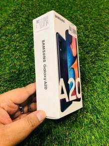 Samsung a20 3gb ram 32gb rom