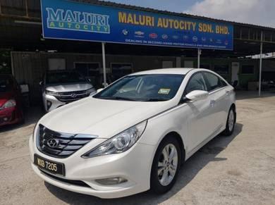 2012 Hyundai SONATA 2.0 EXECUTIVE PLUS (A)