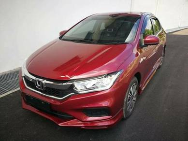 2019 Honda CITY 1.5 S (A)FULL LOAN+REBATES !!