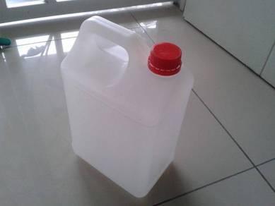 Botol plastic (5kg / 5 liter)