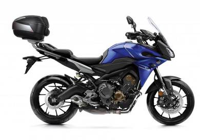Shad sh48 top case for yamaha mt09 tracer