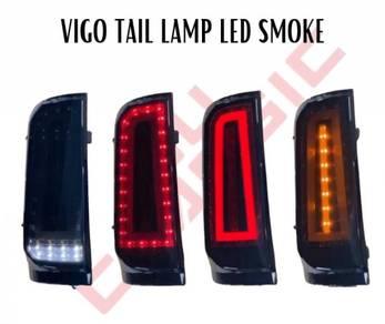Vigo tail lamp led smoke