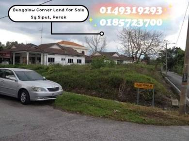 Bungalow Corner Land for Sale #独立式角头地出售