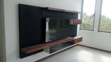 Tv cabinet hg terus dari kilang 3
