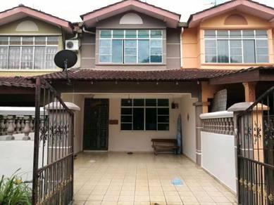 Rumah untuk Disewa Pasir Gudang (Low Deposit)