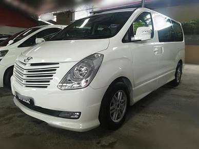 2010 Hyundai GRAND STAREX 2.5 ROYALE NEW FACELIFT