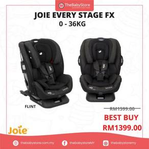 Joie every stage fx carseat - flint