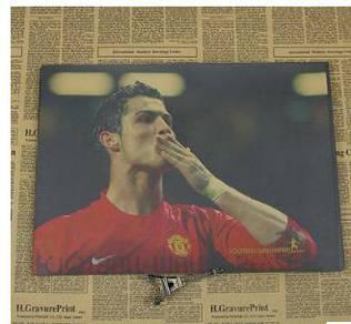 Cristiano Ronaldo-Manchester United FC poster 3