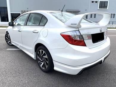2013 Honda CIVIC 1.5 (HYBRID) (A)