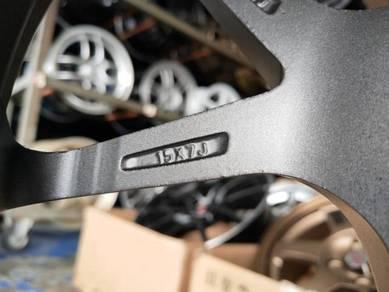 Rim15 inch BBS Myvi Viva Vios Axia
