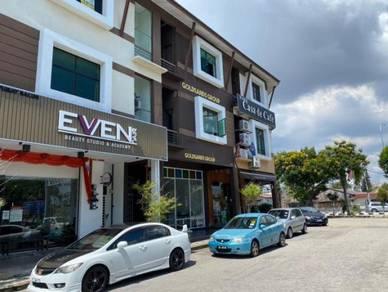 Facing Main Road ~ Office Taman Kota Laksamana, Melaka
