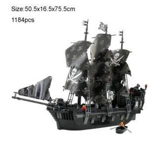 Enlighten Ship