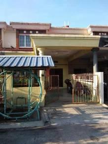 House For Sale: Beautiful House (2 Storey) at Kg Batu Belah, Klang