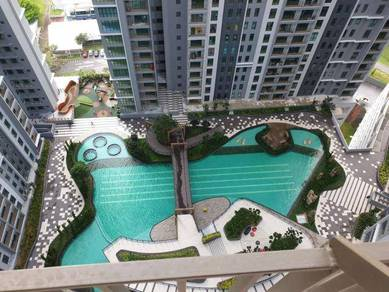 The henge kepong now condo for rent
