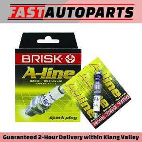 Brisk A-Line A11 DR-15-YCY Spark Plugs