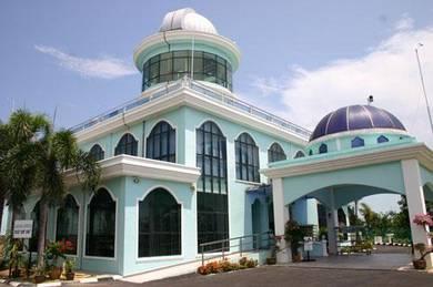 Homestay Kompleks Falaq Al Khawarizmi Masjid Tanah