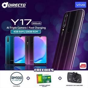VIVO Y17 (4GB RAM | 128GB ROM | 5000 BATTERI)MYset