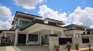 The biggest house at the negeri sembilan ,seremban 2 , sendayan