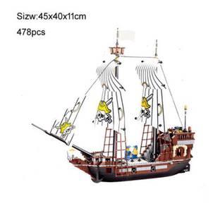 Enlighten Ship 25