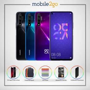 Huawei Nova 5T [128GB ROM/8GB RAM] + FREE GIFT