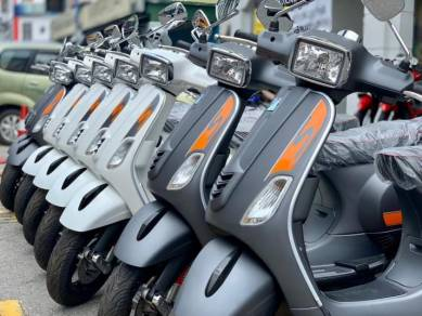 Vespa S125 New 2019AP (Free Apply) Must View
