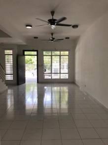 [Facing Empty] 2Sty Terrace M Residence 1, Bandar Tasik Puteri Rawang