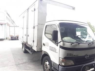 HINO /XZU423R-HKMRD3 (car plate 8023)urgent