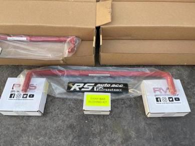 RV6 Civic Type R FK8 Rear Sway Bar Billet Endlinks