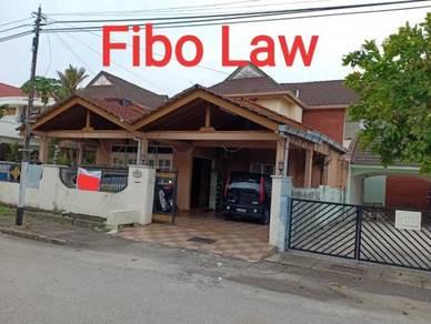 SEMI-D house for sale Taman Indahwasih